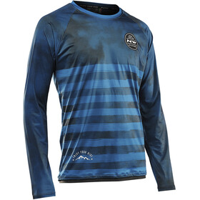 Northwave Enduro MTB LS Jersey Herren nautical blue